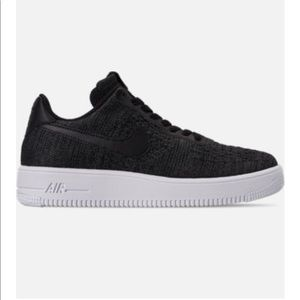Nike Flyknit Air Force One shoes
